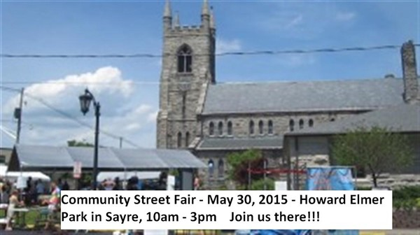 2015 Community Street Faire